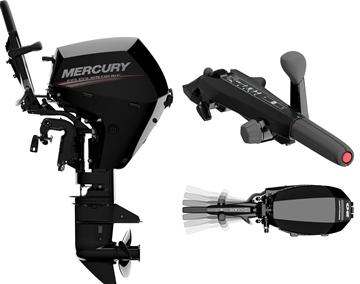Εικόνα της MERCURY 15 HP EFI