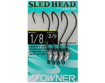 Εικόνα της FISH HEAD OWNER SLED HEAD 5142