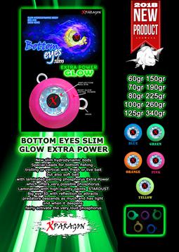 Εικόνα της X-PARAGON BOTTOM EYE SLIM GLOW EX. POWER 60-340g
