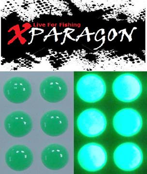 Εικόνα της X-PARAGON EYES FLUO-GLOW GREEN 9301