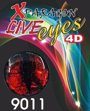 Εικόνα της X-PARAGON LIVE EYES 4D 9011