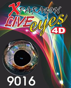 Εικόνα της X-PARAGON LIVE EYES 4D 9016