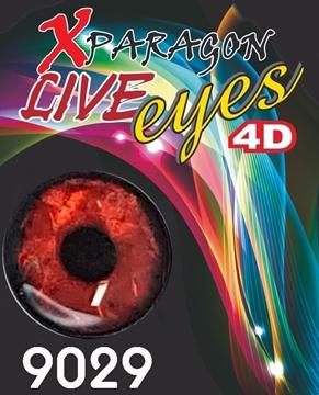 Εικόνα της X-PARAGON LIVE EYES 4D 9029