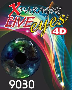 Εικόνα της X-PARAGON LIVE EYES 4D 9030