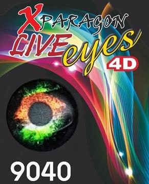 Εικόνα της X-PARAGON LIVE EYES 4D 9040