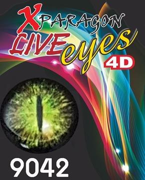 Εικόνα της X-PARAGON LIVE EYES 4D 9042
