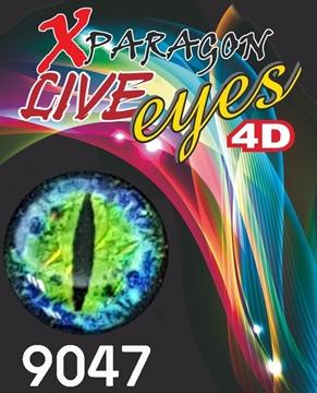 Εικόνα της X-PARAGON LIVE EYES 4D 9047