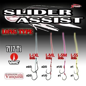 Εικόνα της VANQUISH SLIDER ASSIST LONG TYPE VMC 7117Ti