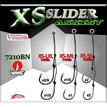 Εικόνα της VANQUISH XS SLIDER ASSIST 7210BN